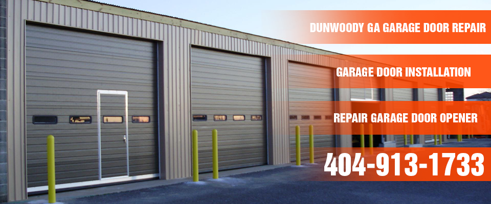 commercial garage door dunwoody ga